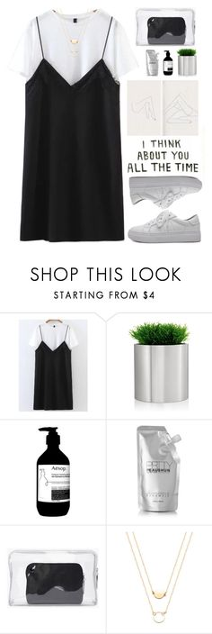 """""""#477 Beautiful day"""" by mia5056 ❤ liked on Polyvore featuring blomus, Aesop, Prtty Peaushun and 3.1 Phillip Lim"""