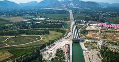 100,000 IoT Sensors Monitor a 1,400-Kilometer Canal in China      Sensors installed along China's South-to-North Water Diversion Project track water quality, watch for intruders, and detect structural damage https://spectrum.ieee.org/tech-talk/telecom/internet/a-massive-iot-sensor-network-keeps-watch-over-a-1400kilometer-canal?utm_campaign=crowdfire&utm_content=crowdfire&utm_medium=social&utm_source=pinterest