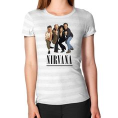 Nirvana Seinfeld Women's T-Shirt