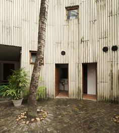 Lina Bo Bardi — Casa do Benin in Salvador