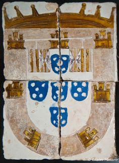 Coat of D.Jaime Bragança - 1510, from the splendid palace of Vila Viçosa - Brasão de D.Jaime Bragança - 1510, proveniente do Paço Ducal de Vila Viçosa