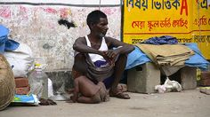 Father and Son - The Cycle of Poverty Continues by uncultured, via Flickr
