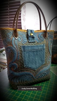 So I now have a loooooong order list for bags. Thank you! I love making them.  These bags go for US$60 plus approx. US$20 shipping fee. Plea...