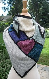 Ravelry: High Street Shawl pattern by Nancy Whitman