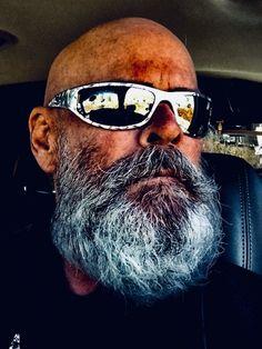 Shaved Head With Beard, Bald With Beard, Bald Men, Moustache, Beard No Mustache, Barba Grande, Beard Art, Der Gentleman, Beards