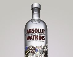"Check out new work on my @Behance portfolio: ""Illustration Bottle Absolut Watkins (Copy, Duplicate)"" http://be.net/gallery/45471935/IllustrationBottle-Absolut-Watkins(Copy-Duplicate)"
