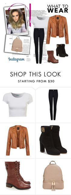 """""""little mix outfit"""" by sukh-deol on Polyvore featuring Giorgio Armani, Salvatore Ferragamo, Sam Edelman and MICHAEL Michael Kors"""