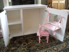 plans on dyi furniture for american girls