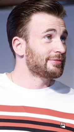 Chris evans is hot.