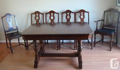 1920's dining tables - Google Search