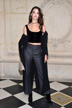 Diane Kruger, Kirsten Dunst, Vanessa Paradis : les premiers rangs glamour des défilés Dior et Chanel | Le Figaro Madame