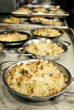 Top Chef Season One's Dave's Black Truffle Mac 'n' Cheese - THE BEST.