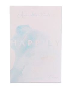 Celebrate your happily ever after with Aquarelle Maison and watercolor fine stationery. Contact us for custom projects!
