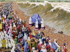 """Musa Yang Lebih Baik """"Renungan di pagi hari, adalah bacaan yang membekali umat Tuhan, dalam melakukan aktivitas yang penuh dengan tantangan dan cobaan hingg"""