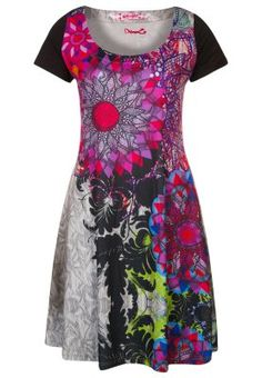 PENALVA - Jersey dress - multicoloured