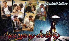Anteprima: HARMONY DESTINY di Giugno! http://insaziabililetture.blogspot.it/2015/05/anteprima-harmony-destiny-di-giugno.html Harlequin Mondadori Editore