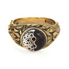 Diana Moon Ring