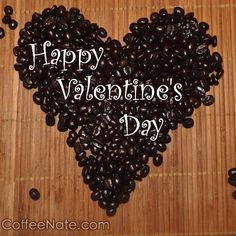 <3 Happy Valentine's Day Coffee Lovers <3