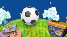 zum Spaß haben! Hier kannst du Fußball spielen, malen, auf Fotosafari gehen…