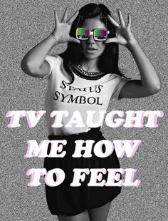 """... Now real life has no appeal!"""" marina and the diamonds"""