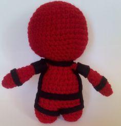Deadpool handmade toy