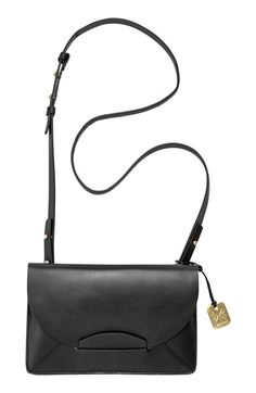 Skagen 'Nilsson' Convertible Leather Crossbody Clutch available at #Nordstrom