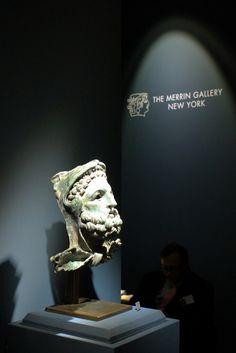 Merrin Gallery New York at TEFAF 2015 /// More on Interiorator.com