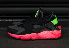 premium selection 9b50e 3538b Nike Huarache Hyper Punch Urh Nike, Nike Roshe, Roshe Shoes, Nike Haurache,