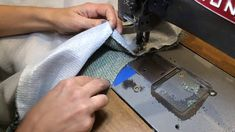 How to sew a simple boxed cushion - Reupholster Aunt Bea: DIY Upholstery...