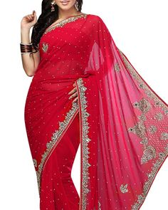 Be A Gorgeous Lady As You Deck Up This Bridal Saree From The Online Store Of 208cae22a1622