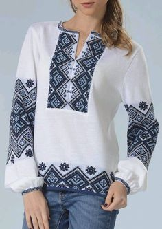 Ukraine, from Iryna Folk Fashion, Ethnic Fashion, Hijab Fashion, Fashion Dresses, Womens Fashion, Kurta Designs, Blouse Designs, Looks Style, My Style