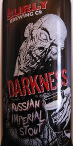 How awesome would it be to have this at a Halloween party?! Darkness - Surly Brewing Company - Brooklyn Center, MN
