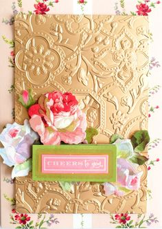 HSN July 11th, 2018- Product Preview 1 | Anna's Blog - set of 3 Tooled Leather 3D Embossing Folders