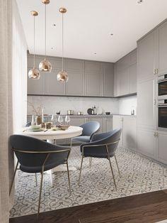 30 Best Kitchen Design Ideas To Inspire You Kitchen Interior Design Design Ideas Inspire Kitchen Best Kitchen Designs, Modern Kitchen Design, Interior Design Kitchen, Home Design, Modern Design, Open Plan Kitchen, New Kitchen, Awesome Kitchen, Kitchen Grey