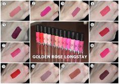 23 Exciting Golden Rose Lipstick Images Golden Rose Lipstick