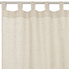 Curtains - Living Room -  United Kingdom.  Like this style but needs color.