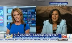 Refusing to accept her defeat gracefully, recalled Colorado state Sen. Angela Giron appeared on CNN Thursday to blame her embarrassing ouste...