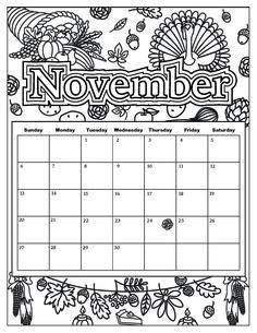Added Jan. 9: Start your year off right with this colorable calendar for the month of January! (PDF and JPEG available.)Added Nov. 22: It's officially the holiday season! Decorate for Christmas with December's colorable calendar. (PDF and JPEG available.)Added Nov. 11: Place cards (colored and ready to be filled in) for your Thanksgiving tableAdded October 28: Pumpkin is [...]
