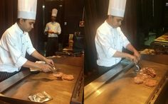Mystic Foodie Mantra : Miyuki, DoubleTree by Hilton, Pune - Delicious Japanese Food