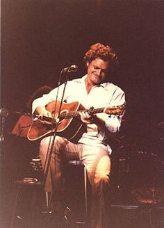 Harry Chapin.. Singer-songwriter, founder of the World Hunger Year. Posthumously awarded the Congressional Gold Medal for his humanitarian work. Died at age 39 of a heart attack. What a terrible loss to us all.