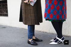 Giorgia Tordini and Tamu McPherson - Milan