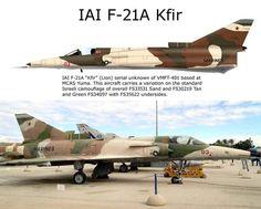IAI Kfir F-21A: