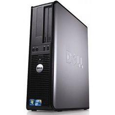 Dell OptiPlex 755 Core 2 Duo E6550 2.33GHz 4GB 80GB DVD No Operating System Smal