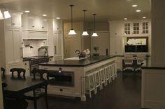 oversized kitchen islands | Kitchen Islands Amazing Large Kitchen Island With Stools Free Download ...