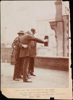 1920 Selfie
