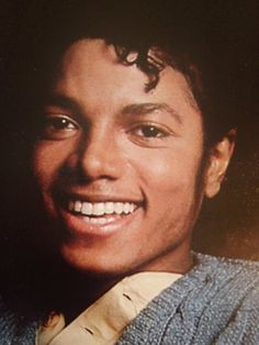 Had a huge crush on Michael Jackson growing up, always wanted to meet him.