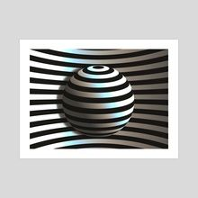 Art Prints by Gvardian Gyula - INPRNT Op Art, Illusions, Art Prints, Abstract, Gallery, Paper, Artist, Artwork, Painting