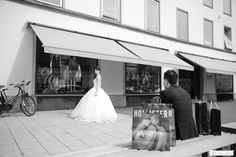 Braut auf Shoppingtour by 7tagewach