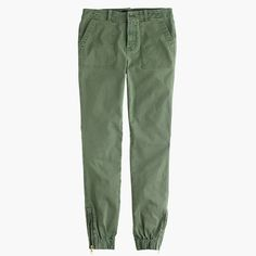 J.Crew - Slim cargo pant in stretch chino