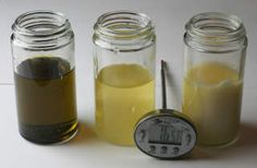 Duck fat compared to butter and olive oil